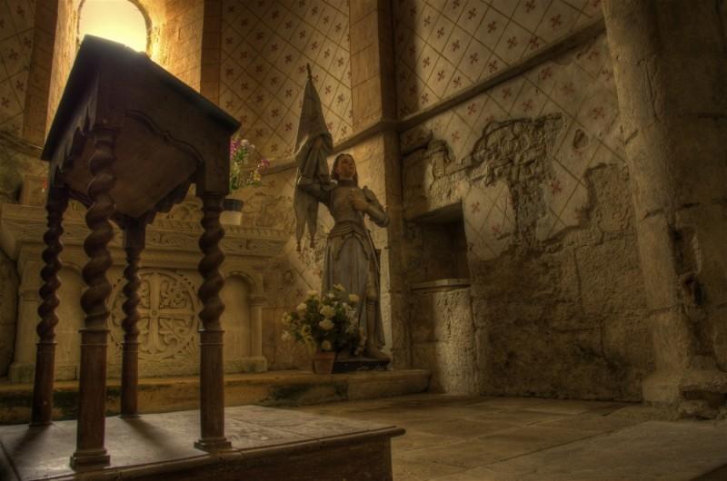 Side chapel in Celle Church