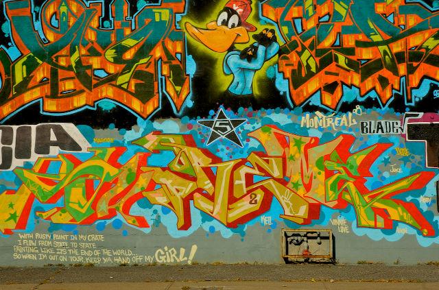 MTL Graffiti 7
