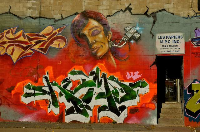 MTL Graffiti 11