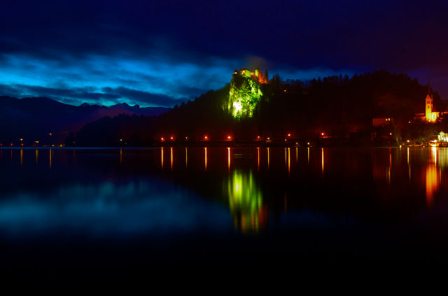 Bled by Night