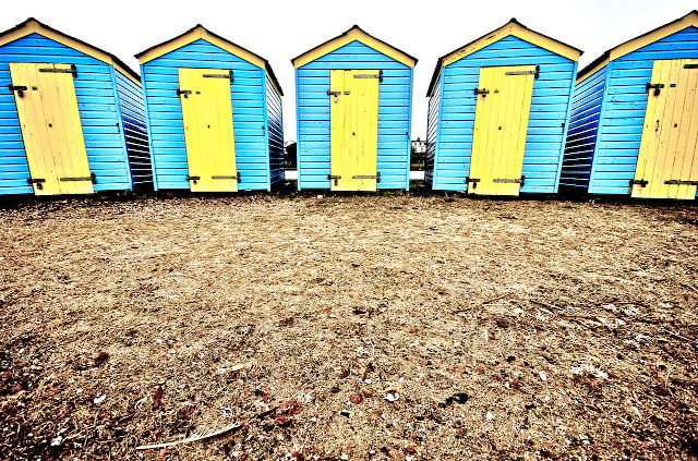 Washed Out Huts