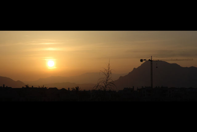 La Finca Sunset