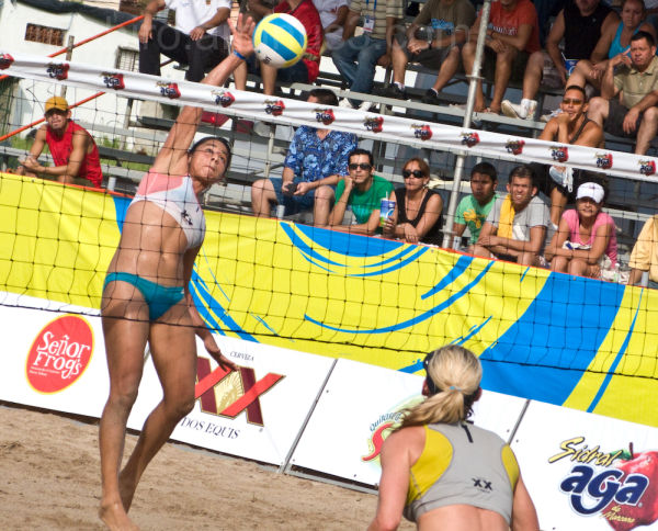 2008 Puerto Vallarta International Beach Volleybal