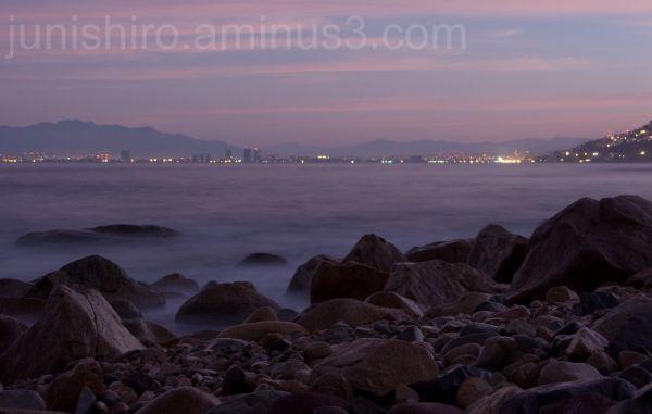 Puerto Vallarta morning ocean view