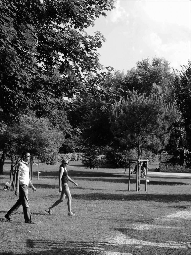 Parc Corbières, Le Pecq