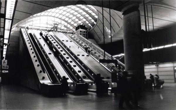 Canary Wharf Tube