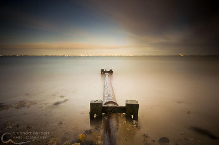 Long Exposure   Isle of Wight