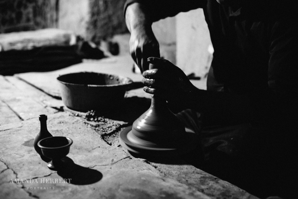Morocco | Potter