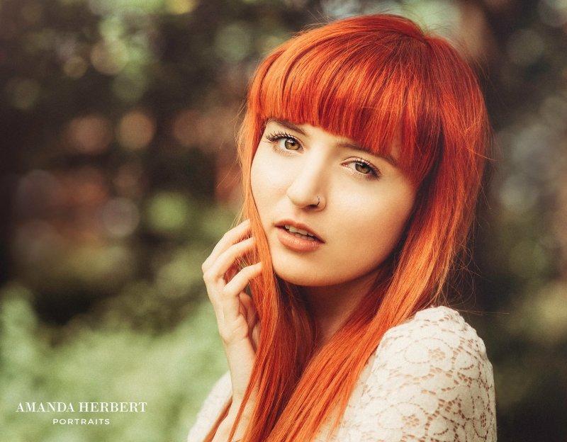 Charlotte Model | Amanda Herbert Photography