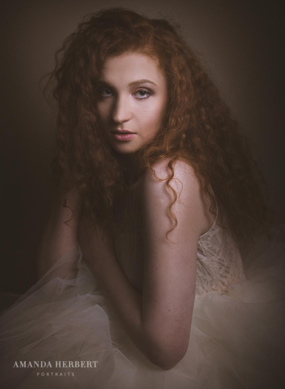 Red Head | Amanda Herbert Photography