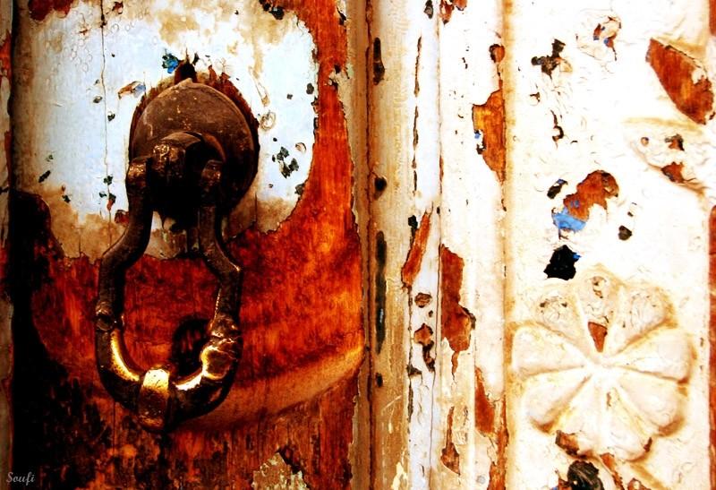 Older Door(Ahwaz)