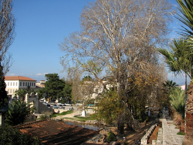 Nafplio  Greece Peloponnese