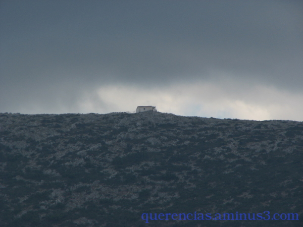 Little house on top of the hill , Epidavros