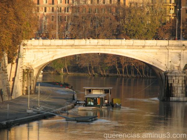 Ponte Umberto I , Rome.