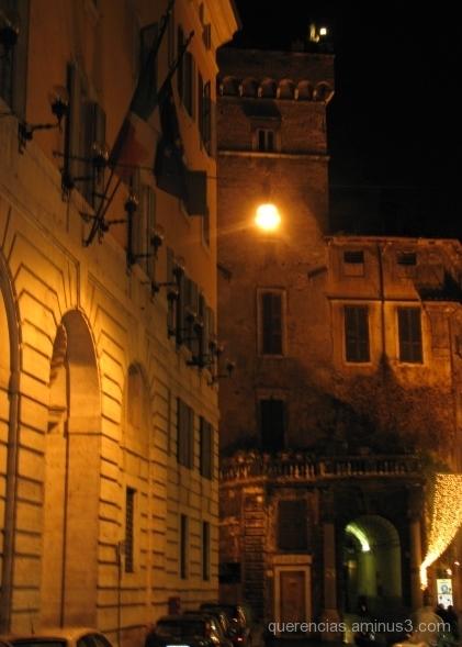 Palazzo de la Scimmia, Rome