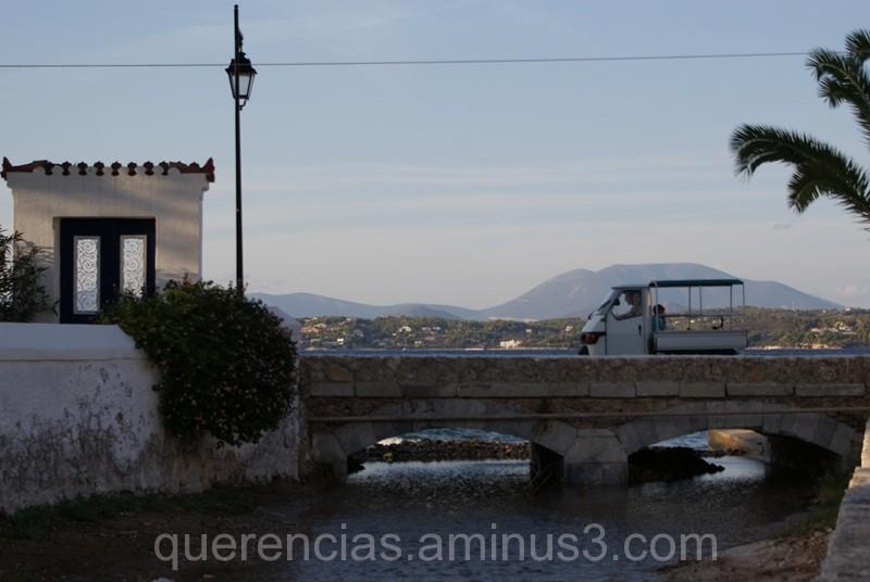 Spetses transportation, Greece