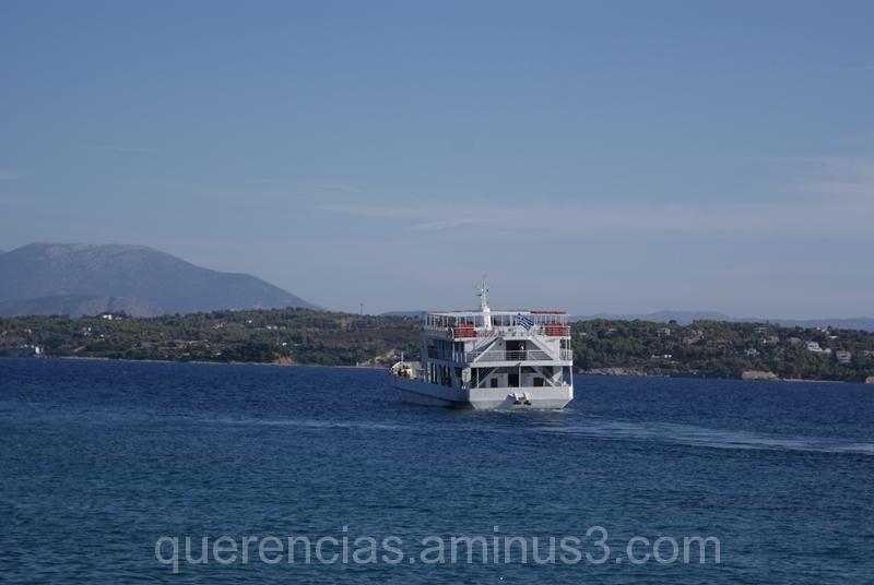 Katerina Star, Spetses. Greece