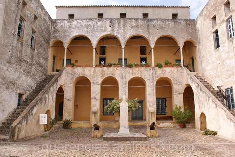 Mansion of Mexi's court, Spetses. Greece