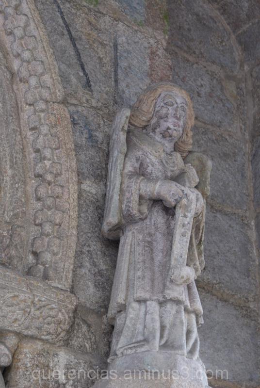 Image of San Gabriel, Santa María Salomé.