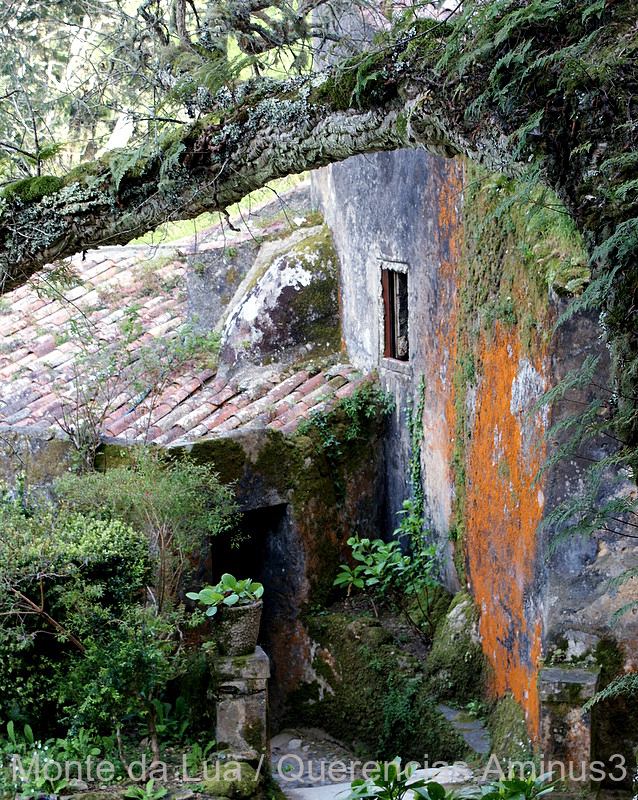Convent of the Capuchos, Sintra. Portugal