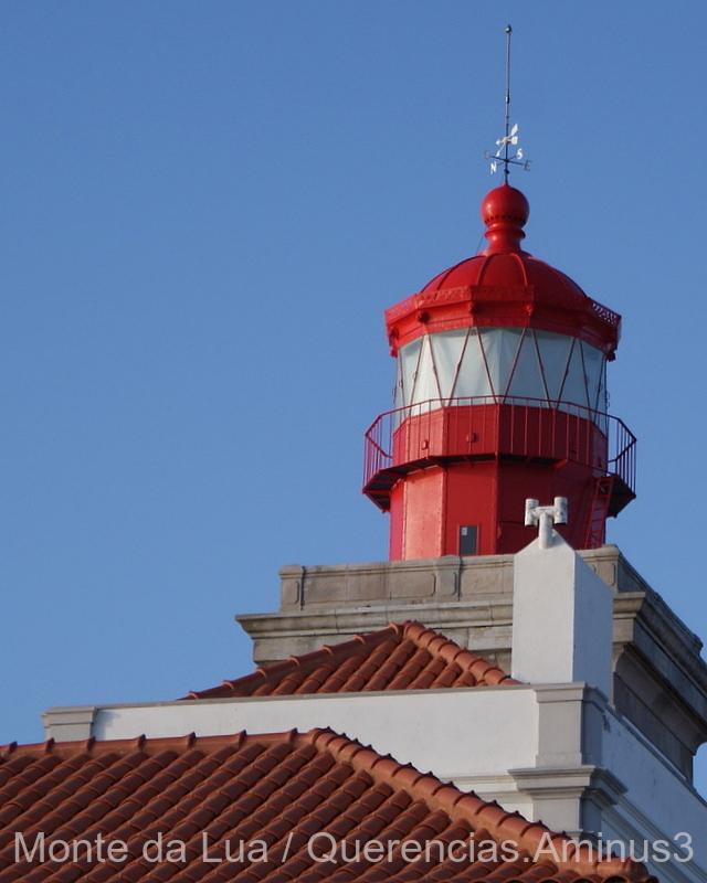LIghthouse in Cabo da Roca, Sintra. Portugal