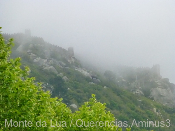 Moorish Castle, Sintra. Portugal