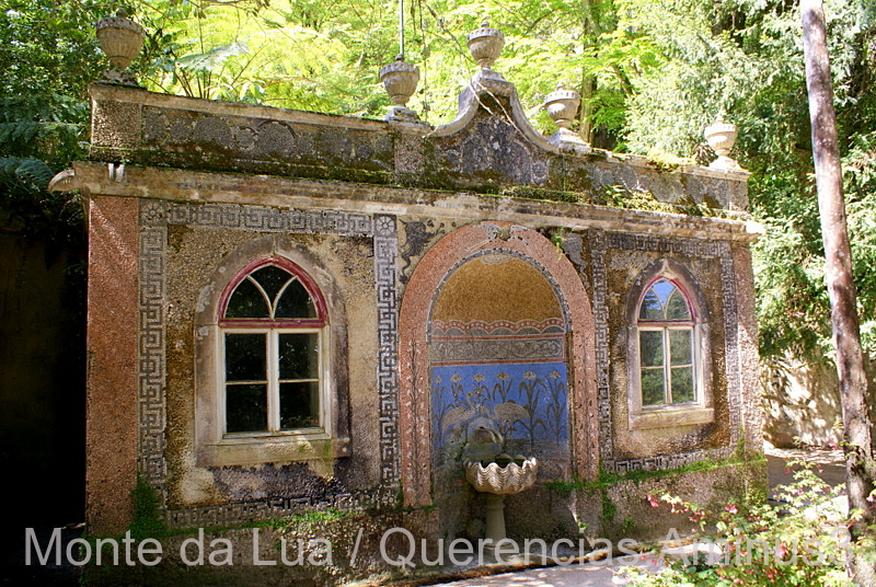 Balnearium Fountain, Quinta da Regaleira, Sintra.