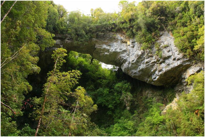 Oparara Arch