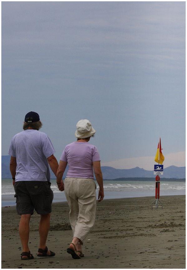 On the beach II