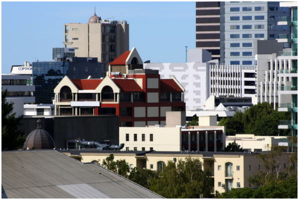 view from Chch hospital 2