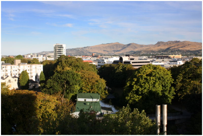 view from Chch hospital 3