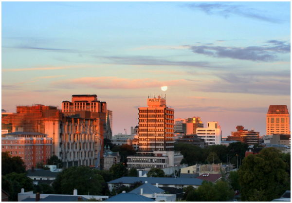 view from Chch hospital 6
