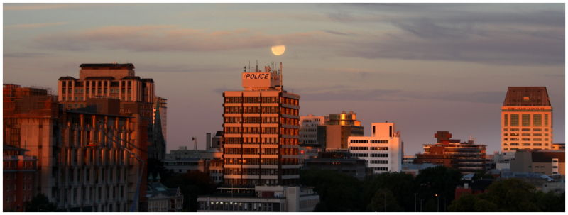 view from Chch hospital 8