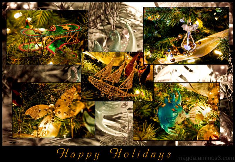 Happy Holidays! :)