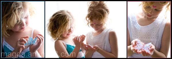 Butterfly Girls