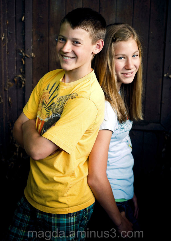 Neighbourhood Kids Series - Image #5 (Nick&Ellena)