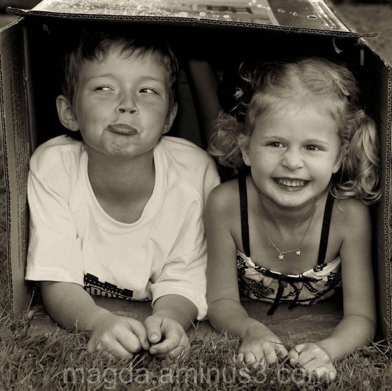 Neighbourhood Kids Series - Image # 7 (Tysen&Tara)