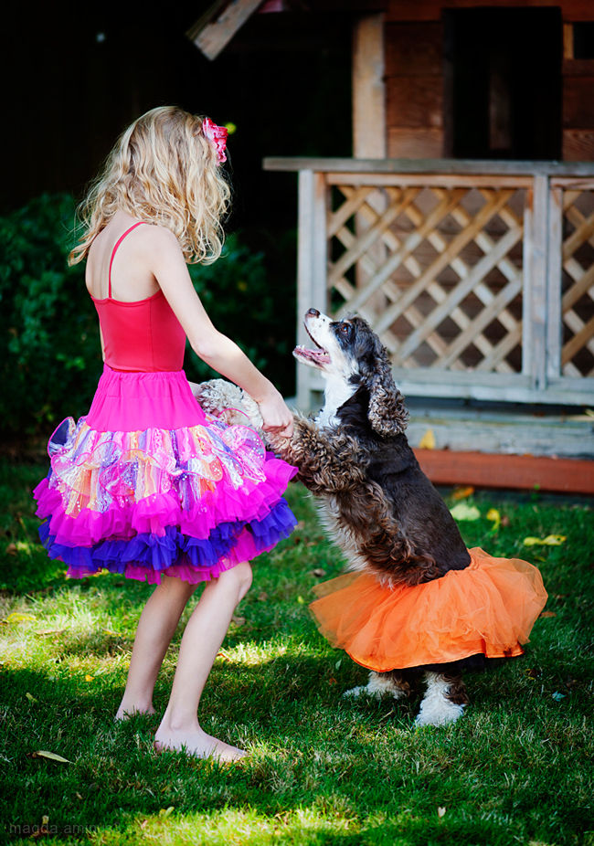 Let's Dance!  Happy ST! :)