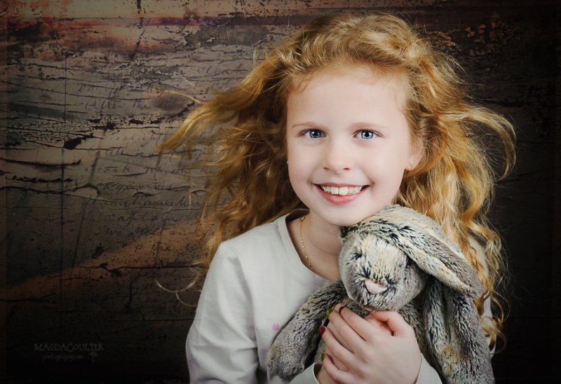 Tara and her new bunny