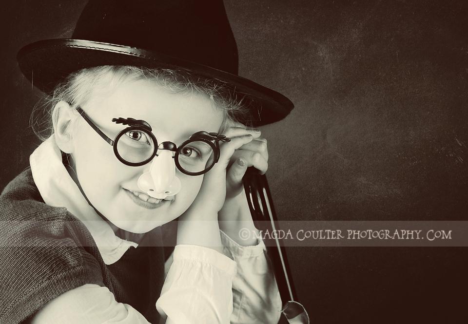 Who's Charlie Chaplin, Mommy?