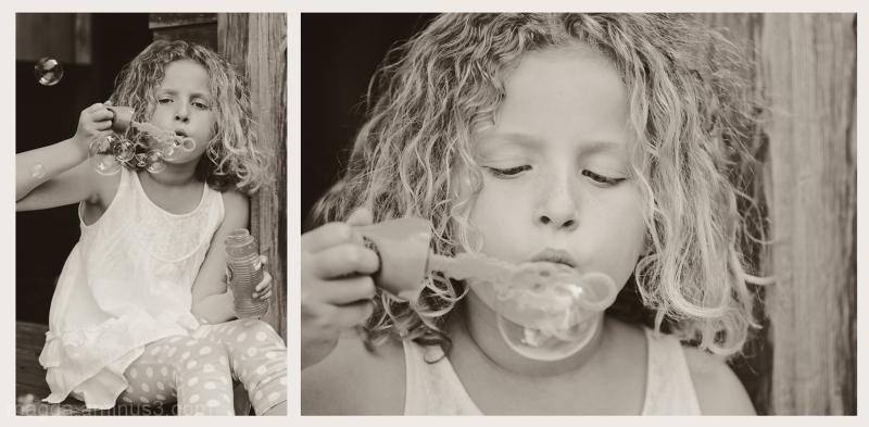 Bubbles...