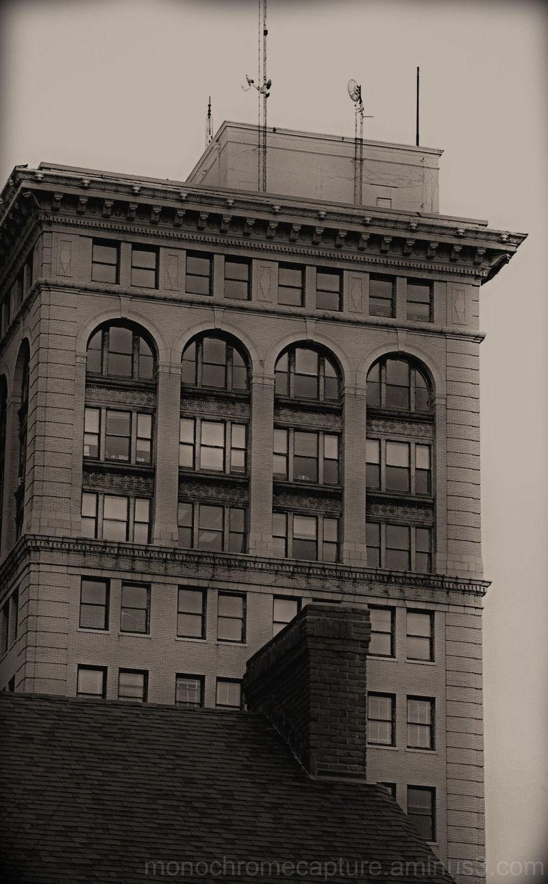 monochrome city urban lexington KY
