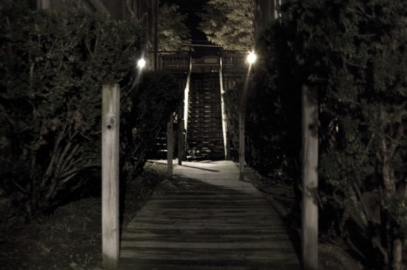 stairs to where