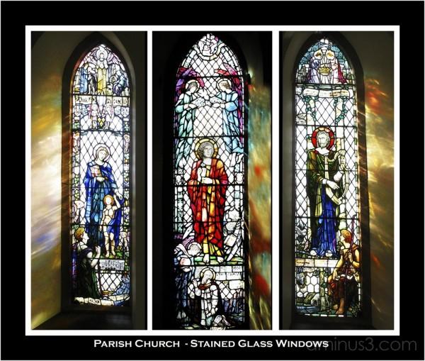 Parish Church - Stained Glass Windows