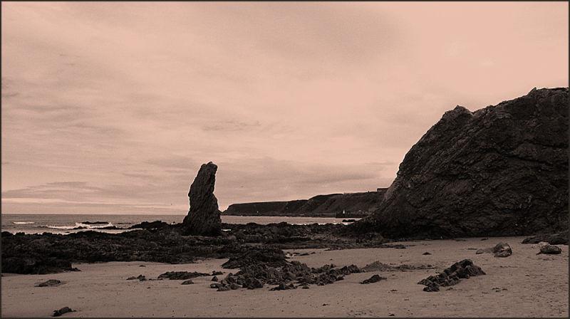 Cullen Bay - Moray