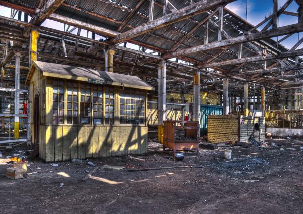 Abandoned III