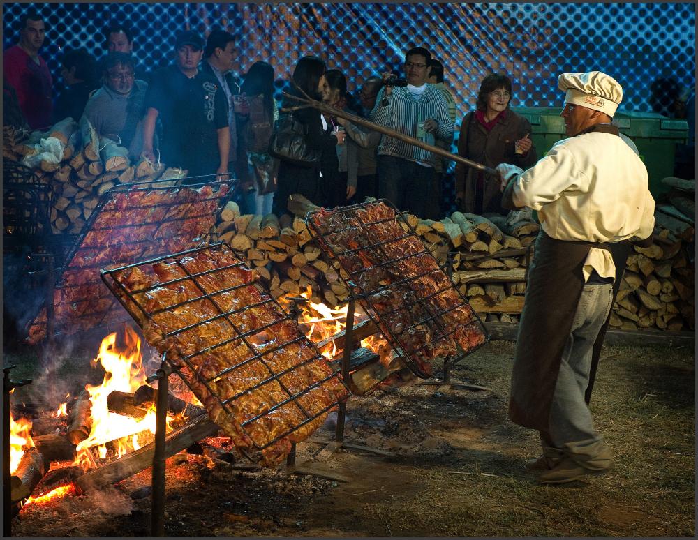 Mistura Barbecue Peru