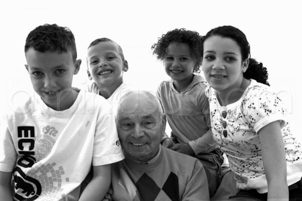 Great Grandad.