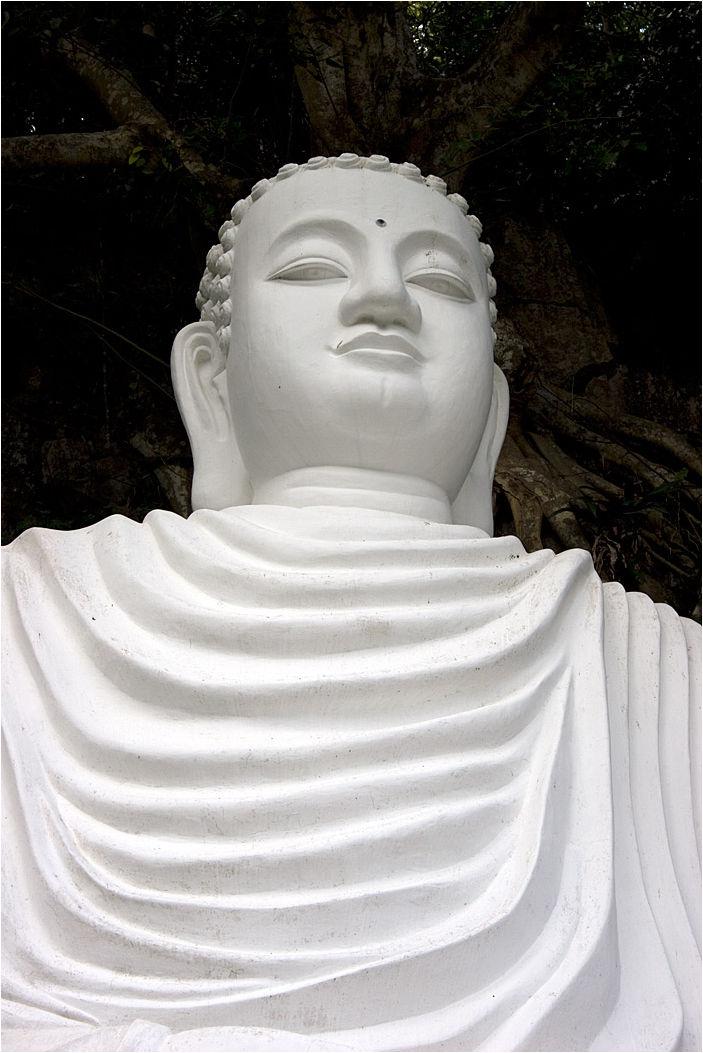 Buddha in Marble Mountain Vietnam