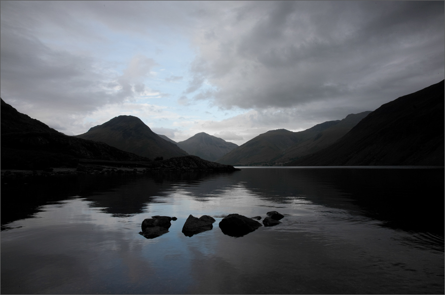 Wast Water in Lake District